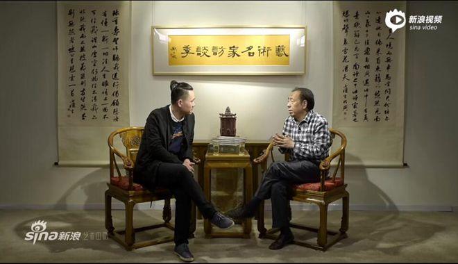 《艺术名家访谈季》第二期:吴行——书法的传承者