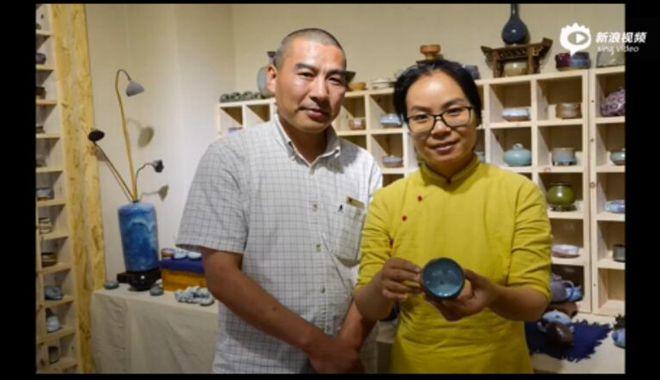 专访  娄高强、刘静:寻找瓷泥中的诗和远方