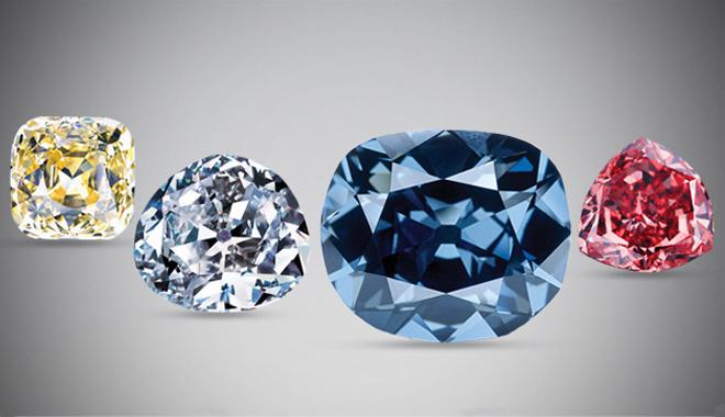 """""""钻石世界""""探究世界级名钻"""
