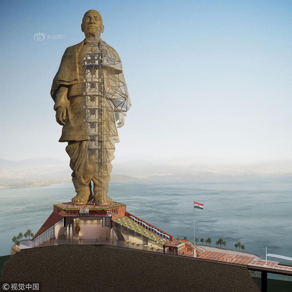世界最高雕像将于10月完工 高度为自由女神像两倍
