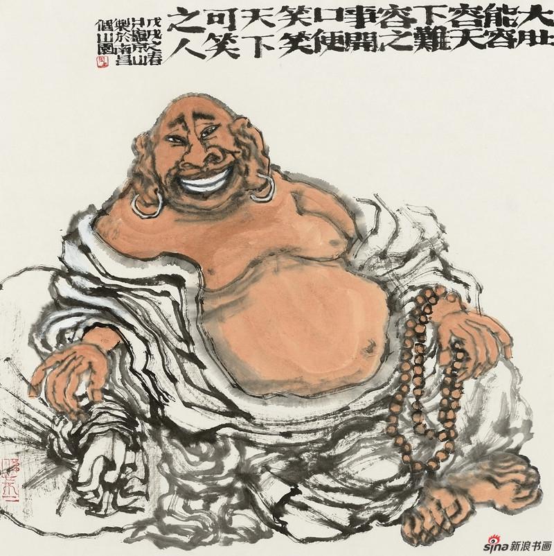 周京山作品欣赏