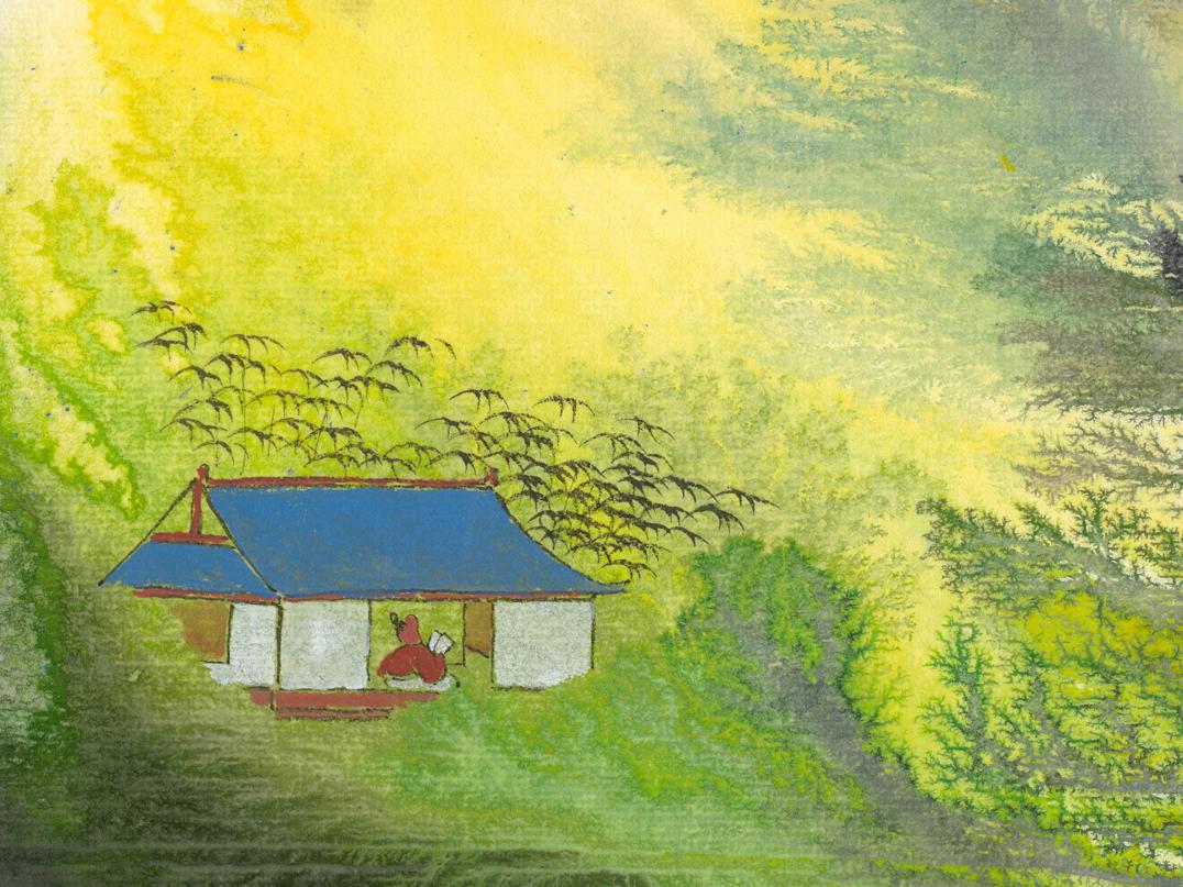 刘庆广限量签名版画发售 1/50概率获得原作