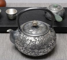 十大银壶品牌排行榜,为什么选择银器时代?