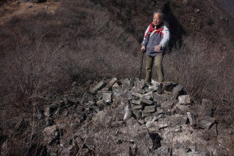 北京海淀区还存有元代古塔遗迹