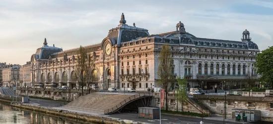▍藏有凡高、塞尚部分作品的法国奥赛博物馆