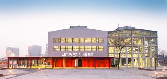2018年,西岸艺术与设计博览会现场