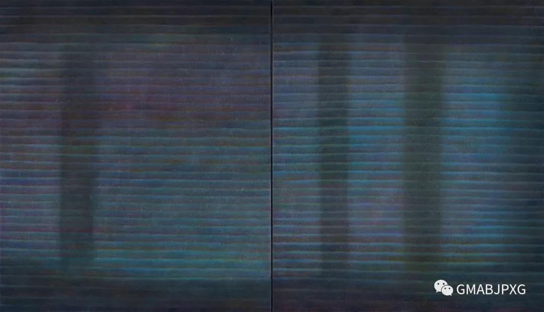 Untitled2019 oil on linen 90.9x160cm