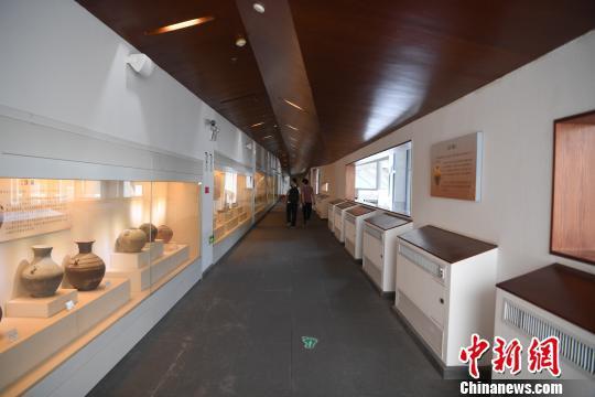老县政府旧址变身博物馆