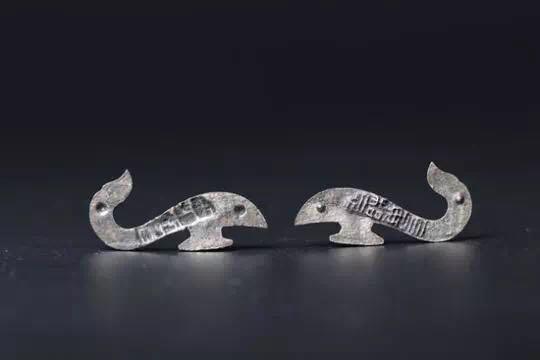 一枚长度不到4厘米的汉代银带钩,拯救了90后女孩丁曼文对爱情一半的绝望。