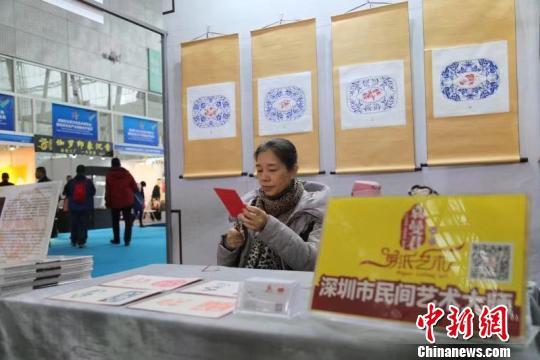 28日,首届东北亚文化艺术博览会在哈尔滨落幕。 刘锡菊 摄