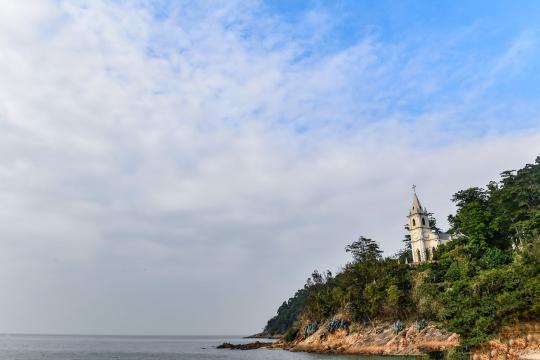 上川岛沙勿略教堂
