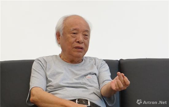 四川美术学院教授、著名雕塑家王官乙诉说记忆