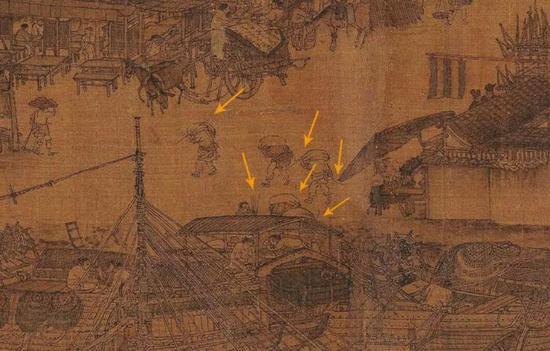 《清明上河图》这些鲜为人知的秘密被发现了