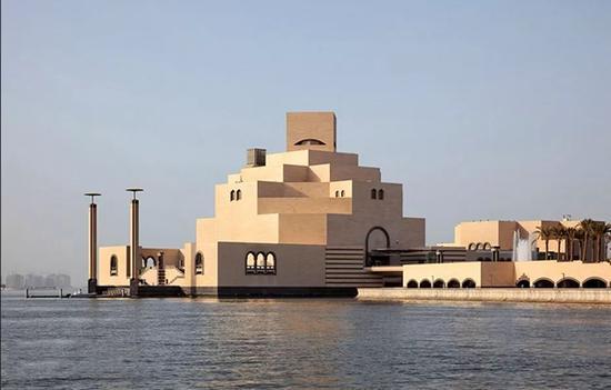 ▲多哈伊斯兰艺术博物馆