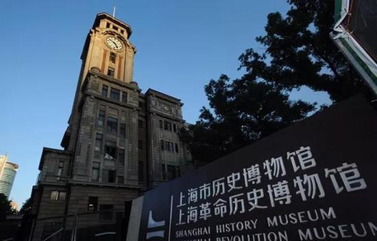 上海革命历史博物馆筹备50年背后的故事