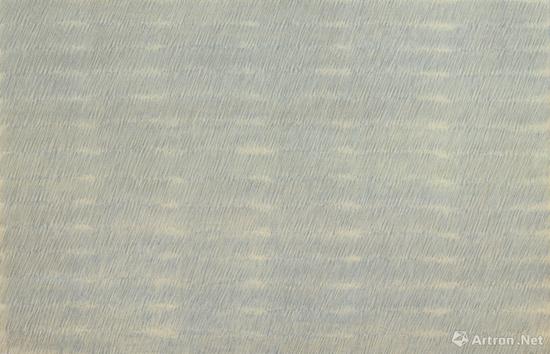 朴栖甫《描法 NO. 37-75-76》 195 x 300cm 1975-1976年 成交价:1632万港元