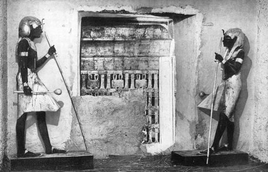 伦敦展图坦卡蒙:看三千年前金色法老的宝藏工艺