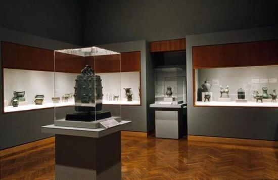 明尼阿波利斯艺术博物馆的中国展厅