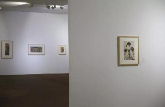 明清版画、浮世绘和欧洲铜版画 造就融合的视界