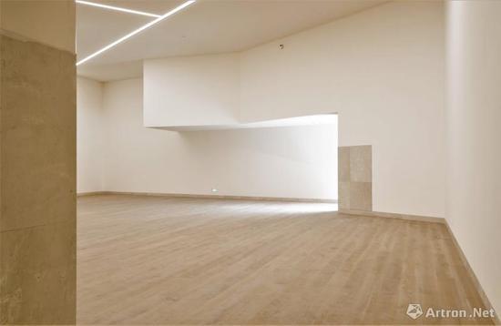 中国国际设计博物馆内部实景图 (中国国际设计博物馆供图 摄影师:钱云峰)