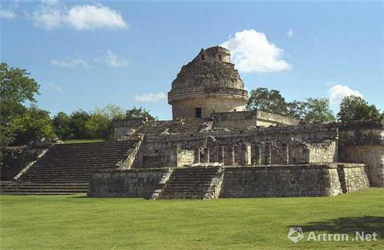 玛雅人的天文台(图片来源于网络)