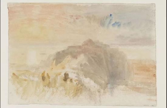 Granville,watercolor,1827-1828