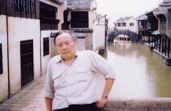 蔡镇珏(1936-2019)