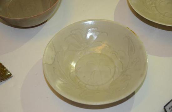斯里兰卡国家博物馆展厅-宋元瓷器