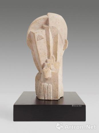 亨利·劳伦斯(1885-1954) 1919年作 高36.8cm 成交价:1466.33万元