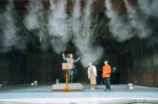 日本乡村艺术代表之一北アルプス国际艺术节参展作品