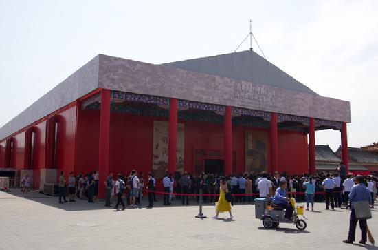 国际博物馆日 故宫《清明上河图3.0》高科技互动