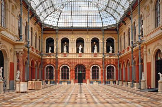 欧洲艺术的澎湃历程