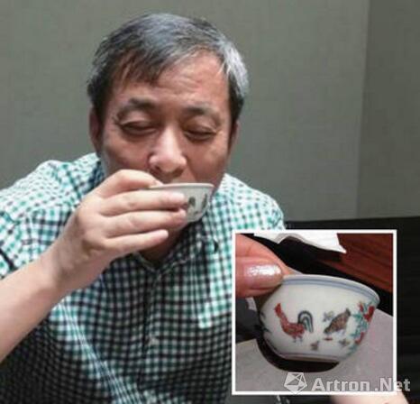刘益谦刘益谦以2.81亿港元拍下