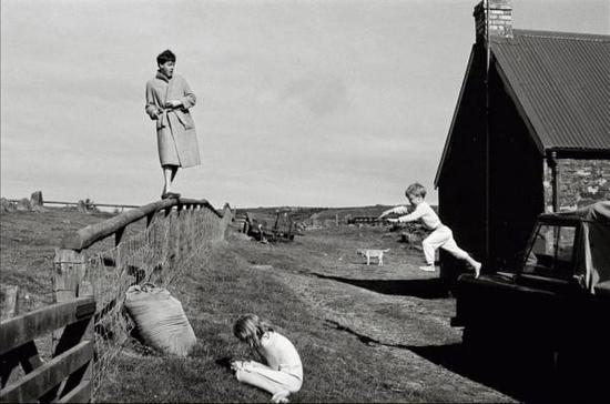《逃避他的神话》,1982年,琳达·麦卡特尼拍摄