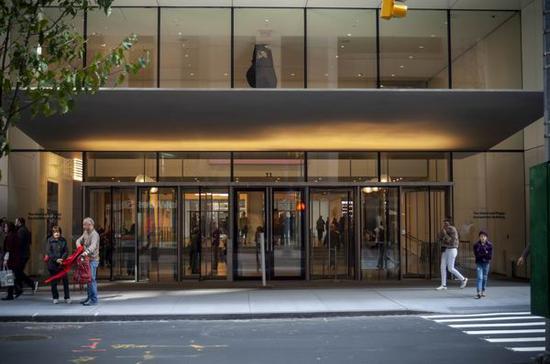MoMA重新开放的重点是什么