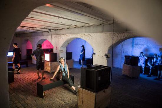 柏林双年展展览现场