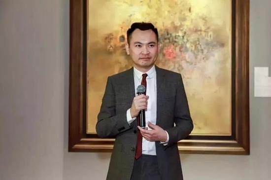 ▲保利香港执行董事张益修