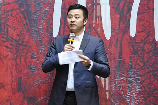 杭州艺术三十三空间创始人尤泽峰致辞