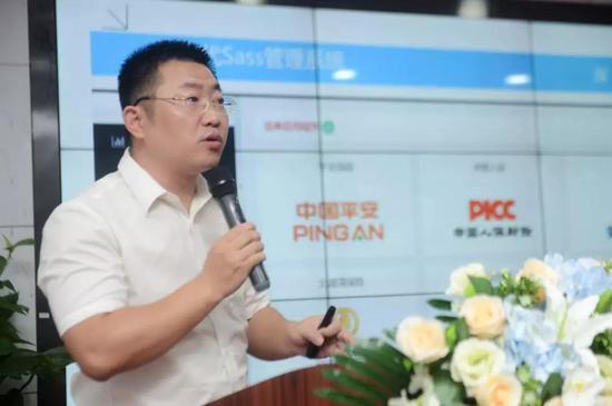 分期保创始人兼CEO李秋旺