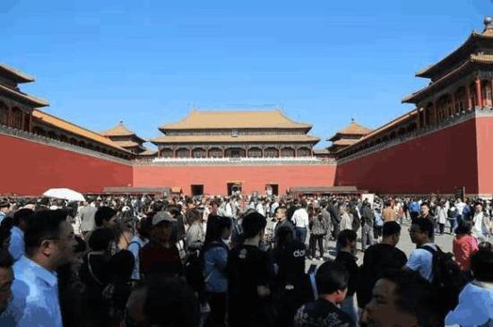 超1930万人次参观故宫