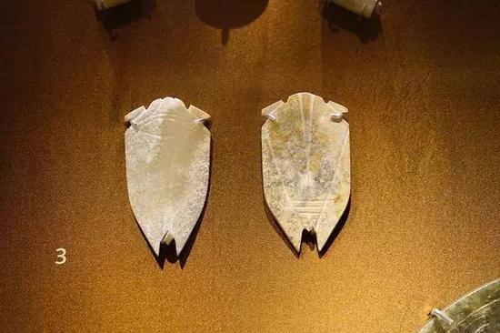 玉蝉 汉,公元前2-1世纪