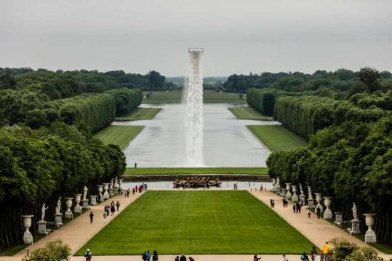 Waterfall, 2016 Palace of Versailles, 2016