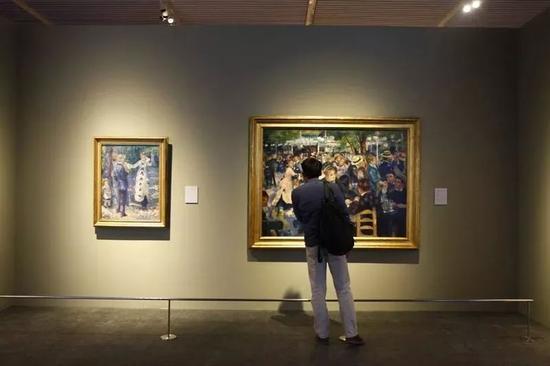 ▍《名馆·名家·名作》展览现场 / 来源:中国国家博物馆官网
