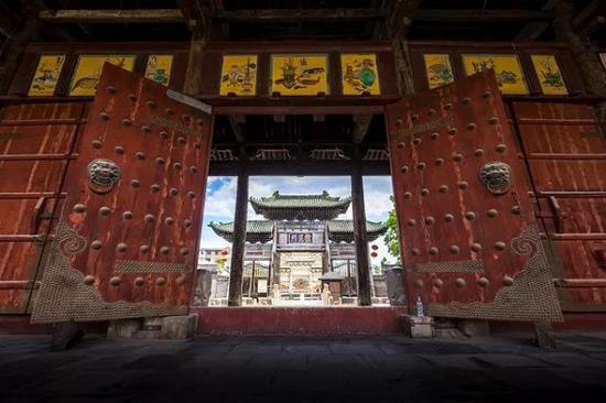 《历史之门》陈志文(晋中市榆次老城文庙棂星门)