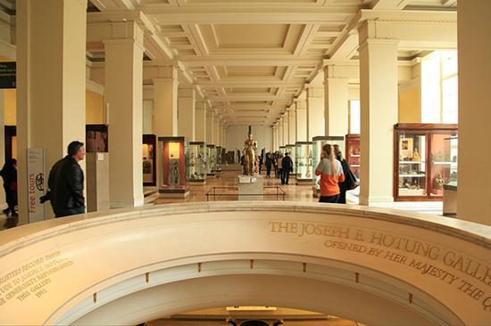 大英博物馆馆长谈如何面对脱欧、文物申索等压力