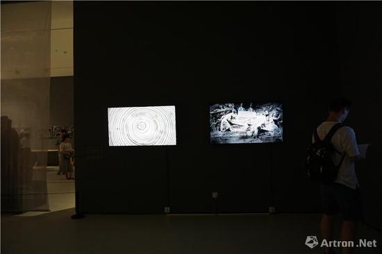 再现/重构新视觉下的大足石刻:视频影像作品