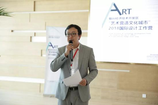 中央美术学院城市设计与创新研究院设计总监潘鹏先生