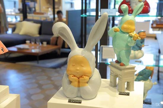 稀奇艺术进入香港市场