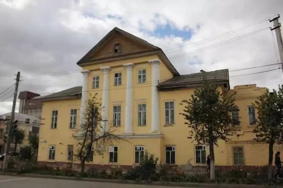 约什卡尔奥拉市的国家古拉格历史纪念博物馆