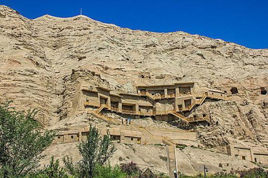 克孜尔石窟